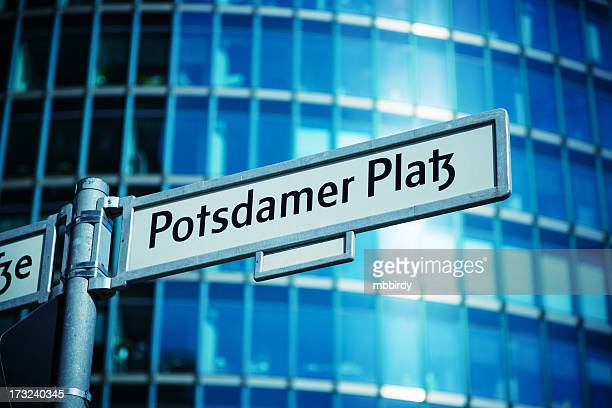 Potsdamer Platz -, Berlin, Deutschland