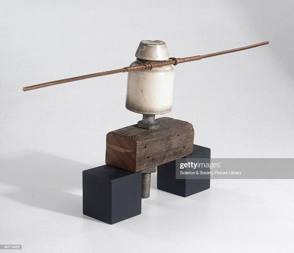 Potteries began making porcelain telegraph insulators in for Power line insulators glass
