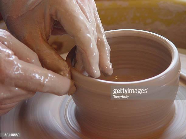 Potter's Hands #3