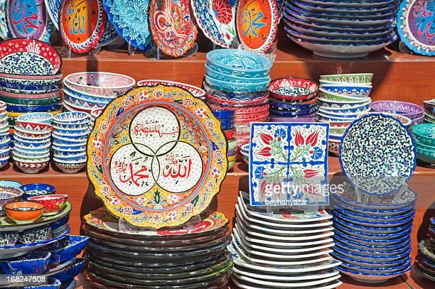 In ceramica arte