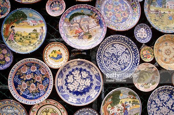 Pottery store, Algarve, Port