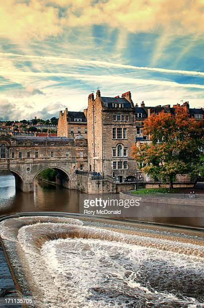 Poultney Bridge & Weir, Bath