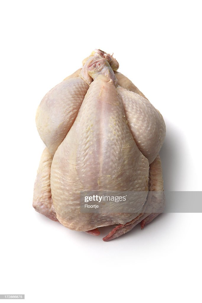 Poultry: Raw Chicken