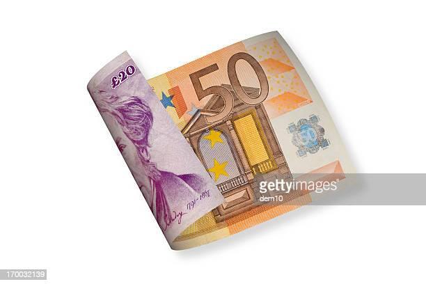 Pfund vs. Euro