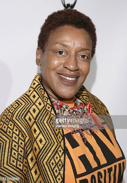 CCH Pounder during Academy of Television Arts Sciences Presents The 10th Annual Ribbon of Hope Celebration 2006 Arrivals