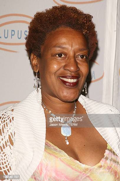 CCH Pounder during Love Light and Laughter to Lupus LA at Beverly Hills Hotel in Beverly Hills California United States