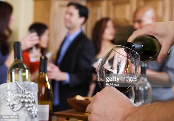 Versare vino