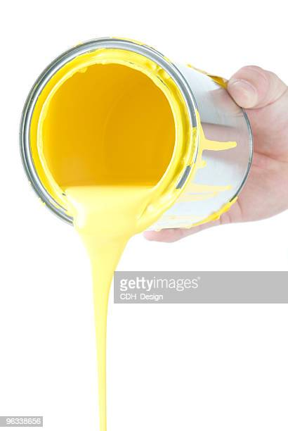 Pouring Yellow