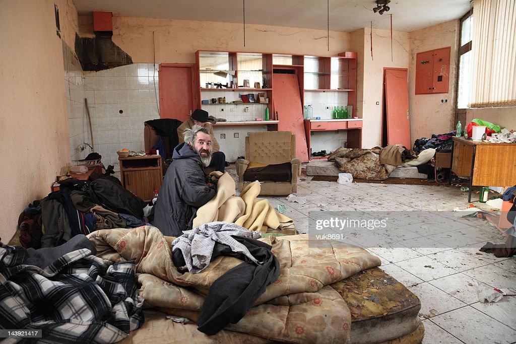 Poverty : Stock Photo