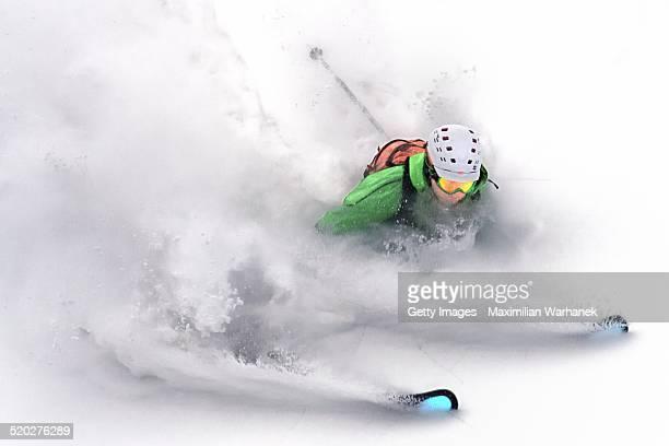 Powder dive