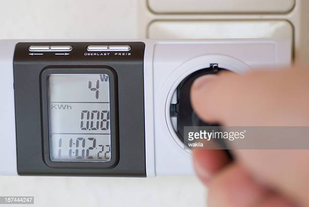 power Elektrizität Messung