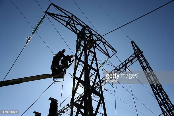 電源ラインの構造