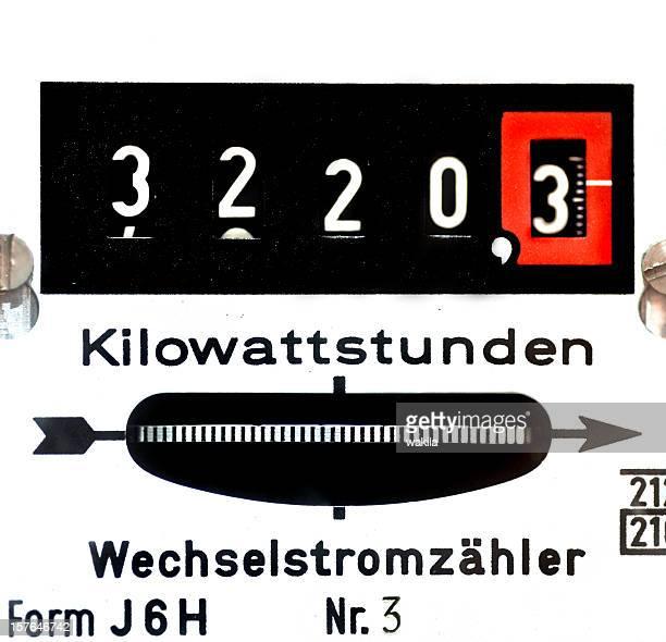 power measurement - Stromzähler
