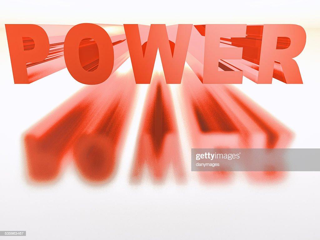 power : Stock Photo