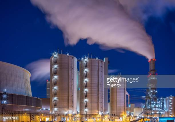 Power plant - energy industrie