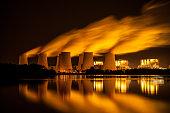 Power Plant - long exposure