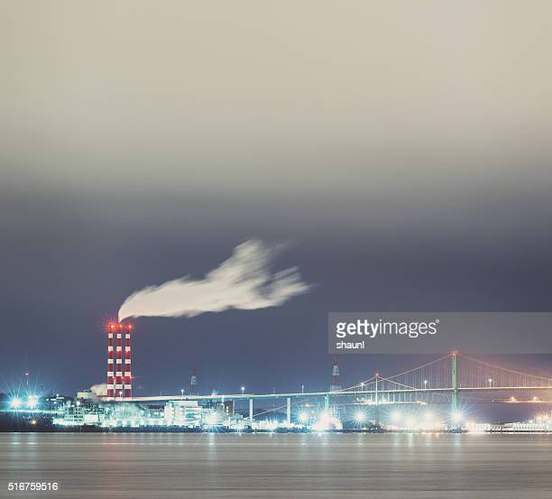 Power Plant Skies
