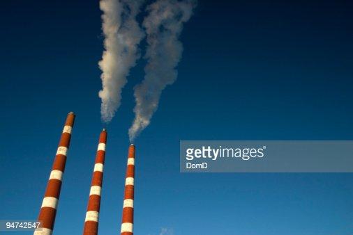 Power Plant Stacks