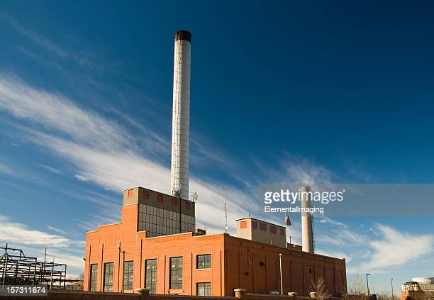 Centrale électrique de Streaky Sky