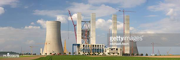 Power Station Construction Site