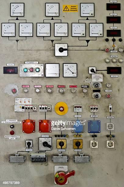 Power switch box, Germany