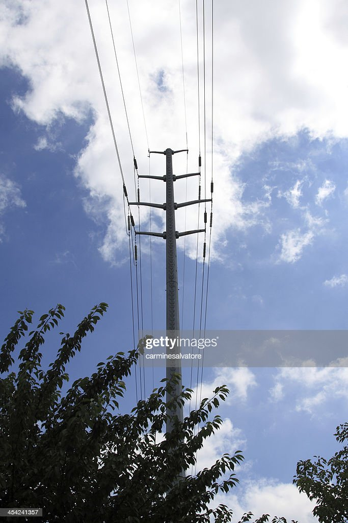 power tower : Stock Photo