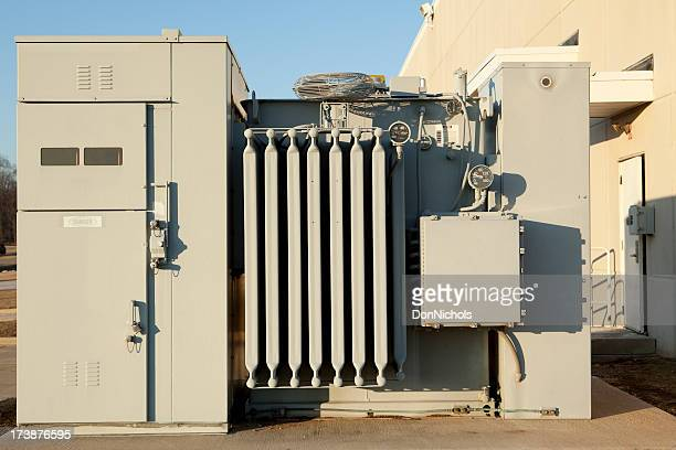 Power Transformer and Switchgear
