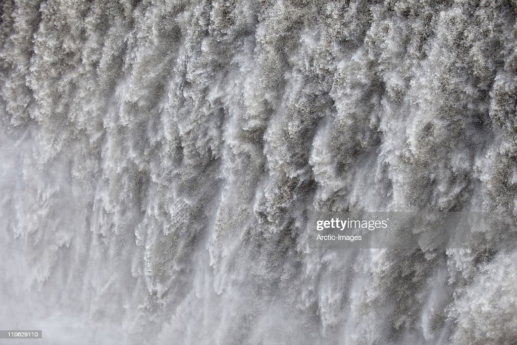 Powerful waterfall : Stock Photo