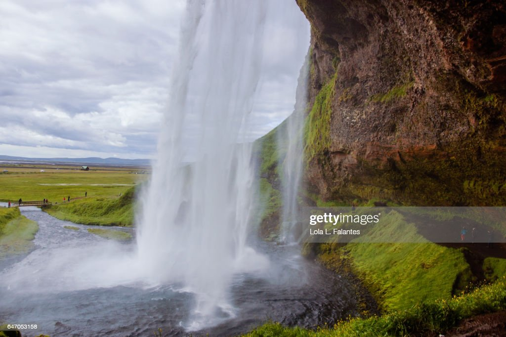 Powerful waters : Foto de stock