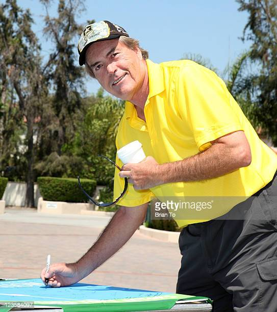 Powers Boothe attends 2nd annual SAG foundation golf classic at El Caballero Country Club on June 13 2011 in Tarzana California