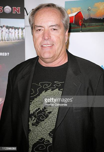Powers Boothe during 6th Annual Tribeca Film Festival 'The Final Season' Arrivals at Pace University's Schimmel Center for the Arts in New York City...