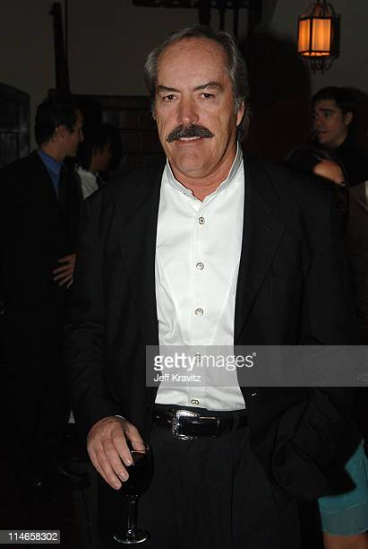 Powers Boothe during HBO's Annual PreGolden Globes Private Reception at Chateau Marmont in Los Angeles California United States