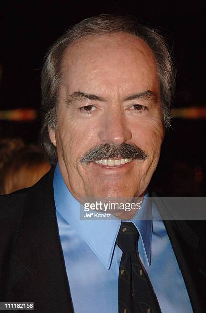 Powers Boothe during HBO's 'Deadwood' Season 2 Los Angeles Premiere Arrivals at Grauman's Chinese Theater in Los Angeles California United States
