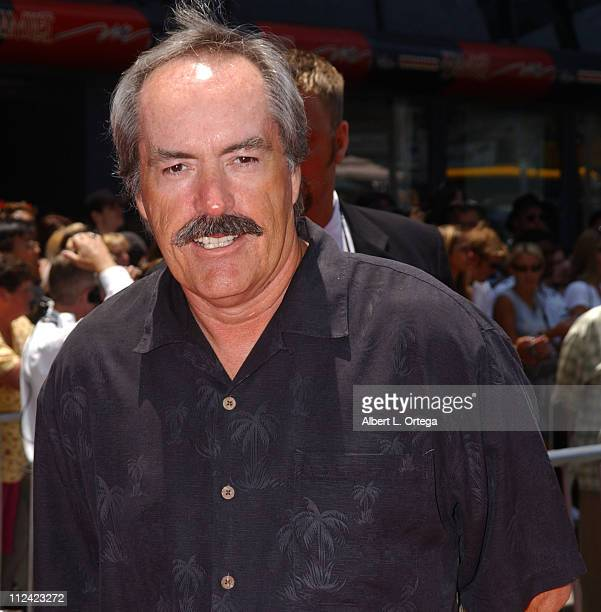 Powers Boothe during Premiere of 'Around The World In 80 Days' Arrivals at El Capitan Theater in Hollywood California United States