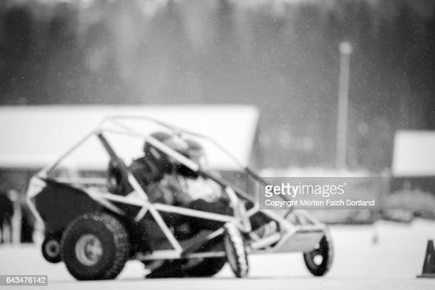 Powerturn buggy, Hol, Norway
