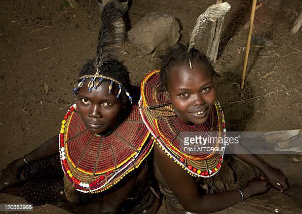 Ppkot girls in Kenya on July 17 2009 The Pokot live in the Baringo district and in the Western Pokot district in Kenya There are two main subgroups...