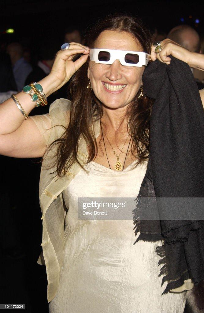 Pr Guru Lynn Franks, New Italian Shop 'Jill Sander' Opening Party, Wood Lane, London