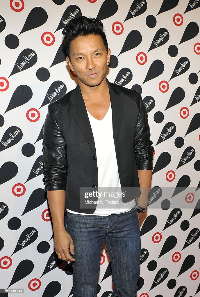 Prabal Gurung attends the Target + Neiman Marcus Holiday Collection launch on November 28, 2012 in New York City.