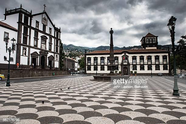 Praca do Municipio, Funchal, Madeira