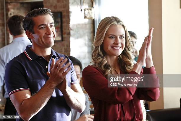 'Practice Guy' Pictured Jonathan Togo and Maggie Lawson Allison is struck with the dating jitters so Amy suggests she have a onenightstand to work...