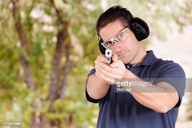 Praticare di Shooting Range