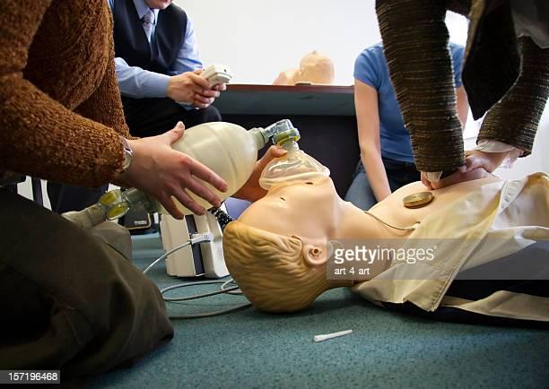 Practicing resuscitation 2