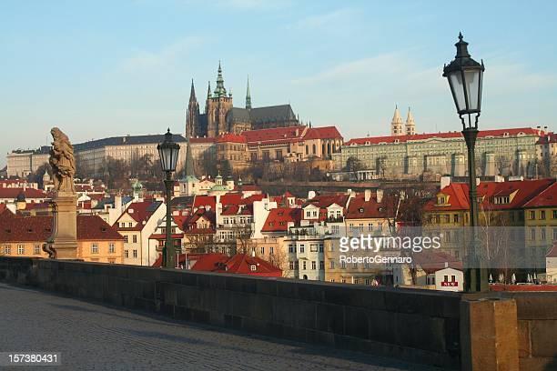 Prague at morning