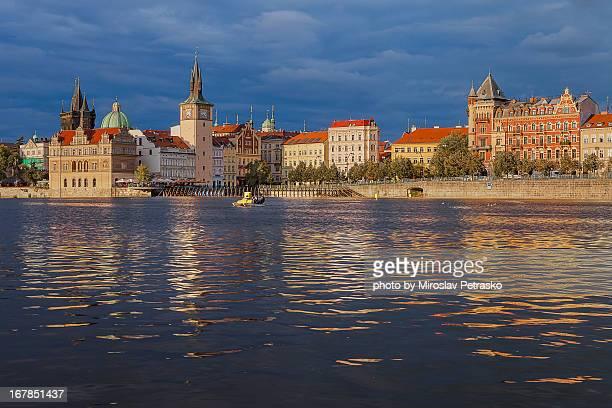 A Prague reflection