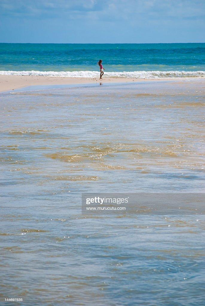 Praia Bela : Stock Photo