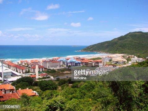 Praia Brava 2 - Florianópolis : Stock Photo