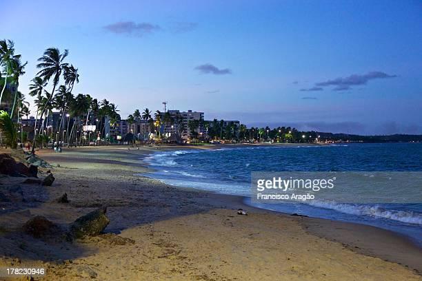 Praia de Jatiúca - Maceió, Alagoas