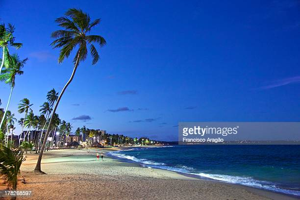 Praia de Jatiúca, Maceió, Alagoas