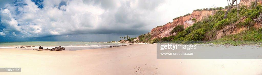 Praia de tabatinga : Stock Photo