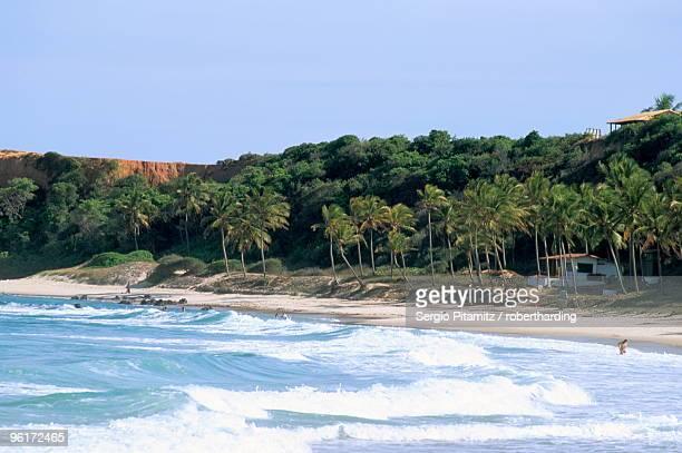 Praia do Amor, Pipa, Natal, Rio Grande do Norte state, Brazil, South America